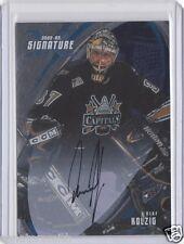 2002-03 BAP Be A Player Signature Autograph short print Olaf Kolzig SP AUTO