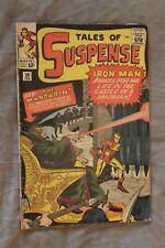 TALES OF SUSPENSE #50 - 1st appearance of the MANDARIN - Mid Grade - CGC it