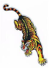 Aufkleber Tiger mit laser glitzer Optik ca: 33cm x 11cm