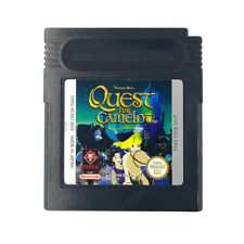 Quest for Camelot Game Boy Color Game USED