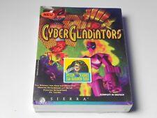 Cyber Gladiators per PC * Big Box *