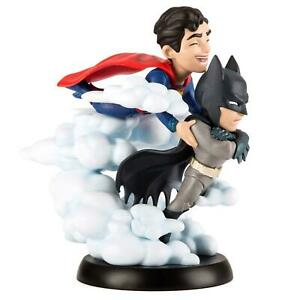 Batman & Superman Q-Fig Figures World's Finest QMX Quantum Mechanix DEALS