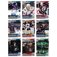 2019-20  NHL TOPPS NOW WEEK 8 9-Sticker Pack -  FREE Shipping LUNDQVIST MAKAR