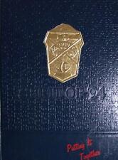 1994 JEFFERSON COUNTY HIGH DANDRIDGE, TN YEARBOOK