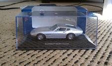 IXO 1:43 Maserati Ghibli Coupe silver CL C051