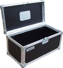 Swan Flight Case Disco Equipment Sound Lights Trunk Box (Hex)