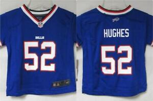 Nike Buffalo Bills Toddler Size 2T 3T or 4T Jerry Hughes Jersey MSRP $50 B4 200