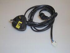 """ORIGINALE UK 3 Pin cavo di alimentazione CA Piombo Per Sony KDL-32BX320 32"""" LCD TV"""