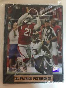 "Patrick Peterson Arizona Cardinals LSU Tigers Plaque Picture Autograph 12"" X 9"""