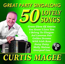 Curtis Magee - Great Party Singalong (50 Lovely Songs)