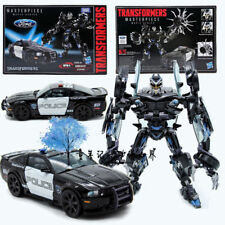 TRANSFORMERS MASTERPIECE MPM-5 BARRICADE DECEPTICON MOVIE SERIES ACTION FIGURE