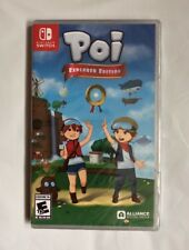 POI EXPLORER EDITION Nintendo Switch Game - Brand New