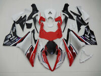 Motorrad Bodywork Fairing Kits Cowling Fit Triumph Daytona 675 13 -15 red white