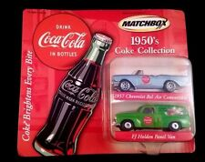 Coca-Cola Holden Diecast Vehicles