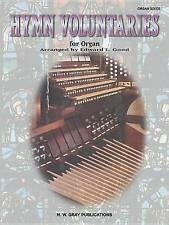 NEW Hymn Voluntaries for Organ (H. W. Gray) by Edward L. Good
