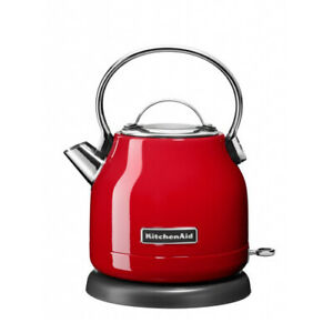 KitchenAid Traditional Kettle 1.25L Empire Red