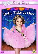 Baby Take A Bow [DVD] By Shirley Temple,James Dunn,John Stone.