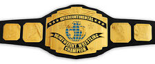 WWE WWF INTERCONTINENTAL IC CHAMPIONSHIP WRESTLING TITLE REPLICA BELT GÜRTEL