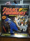 Grimlock (blue) Rare Sealed MISB MOSC Dinobot G2 Transformers VINTAGE 1992 For Sale
