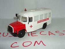 KAVZ-3976 Soviet Retro Ambulance Bus 1:43 scale model.Vinatge! RARE!!! SALE!!!!