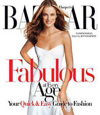 Harper's Bazaar Fabulous at Every Age, D'Souza, Nandini,  Book