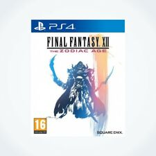 FINAL FANTASY XII : THE ZODIAC AGE sur PS4 / Neuf / Sous Blister / Version FR