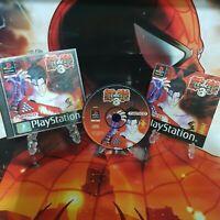 Tekken 3 PS1 (COMPLETE) black label Sony PlayStation arcade fighting