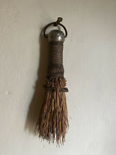 New listing Best Early Antique Tattered Worn Whisk Broom Brush Aafa Patina