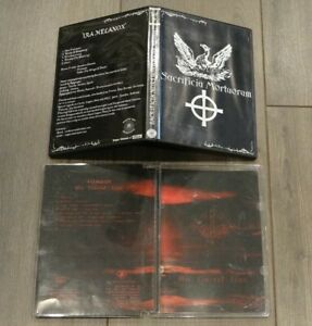 SACRIFICIA MORTUORUM + FORGOT CDS 1Burzum1 Graveland Absurd Wolfnacht Branikald