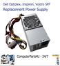 7GC81 07GC81 Dell Optiplex 3010 SFF Slimline 250W Replacement Power Supply