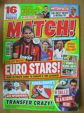 Football Weekly August Magazines