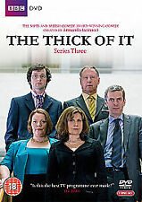 The Thick Of It - Series 3 (DVD) new and sealed