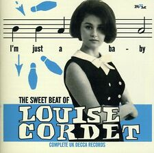 Louise Cordet - Sweet Beat of Louise Cordet: Complete UK Decca Rec [New CD]