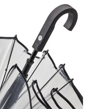 Genuine Mercedes-Benz Transparent Umbrella B66954529