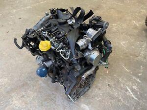 2014-17 NISSAN QASHQAI JUKE 1.5 DCI ENGINE K9KF646 WITH INJECTORS ETC