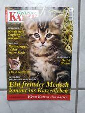 Geliebte Katze Zeitschrift Ausgabe Nr.2 Februar 2008 gebraucht