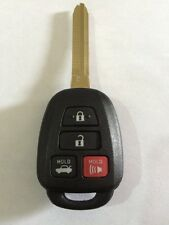 "OEM 2014 to2016  TOYOTA COROLLA ""H"" STAMPED KEYLESS REMOTE FOB FCC ID:HYQ12BEL"
