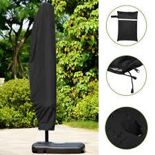 Imperméable Housse Bâche de Parasol Parapluie de Jardin Terrasse