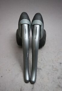 VGC Shimano 600 Tricolor Brake Lever BL 6403 / Rennrad Bremshebel / 263 g / 7sp