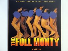 The Full Monty - Original Broadway Cast Recording (CD wie neu/like new) Musical