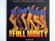 The Full Monty - Original Broadway Cast Recording (CD wie neu/like new) Musical