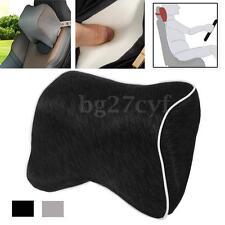 Auto Memory Foam Car Seat Head Neck Rest Massage Cushion Pillow Support Headrest