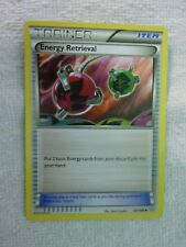Carte pokémon trainer energy retrieval 126/160 peu commune  xy primal clash