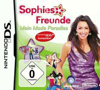 Sophies Freunde - Mein Mode-Paradies [video game]