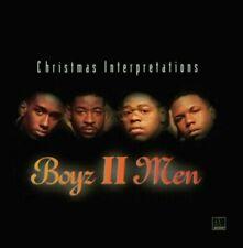 Boyz II Men Christmas Interpretations. Brand New and Sealed.