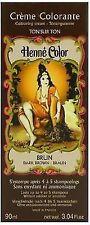 Spiritual Sky Henna Natural Hair Colouring Cream - Dark Brown 90ml