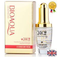 24K Gold Skin Moisturising  Liquid Whitening Hyaluronic Serum Anti Wrinkle