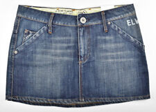 G-STAR RAW, Elwood 07 Mini Skirt, Mini Rock Blend Trooper Wash, Gr. W27 Neu !!!