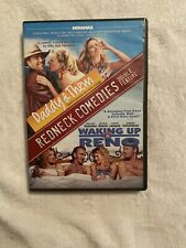 Daddy & Them / Waking Up in Reno DVD Redneck Comedies Double Feature Excellent!