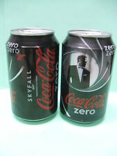 SKYFALL 007 JAMES BOND COCA COLA 1 CANETTE VIDE
